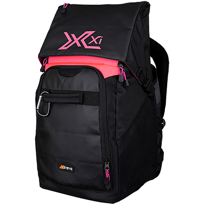 Xi rucksack noir/rose