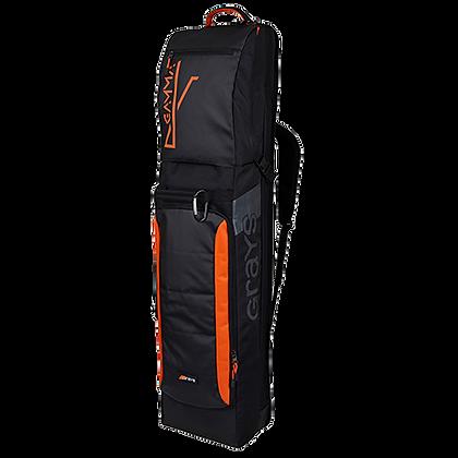 Gamma kitbag Noir/Orange