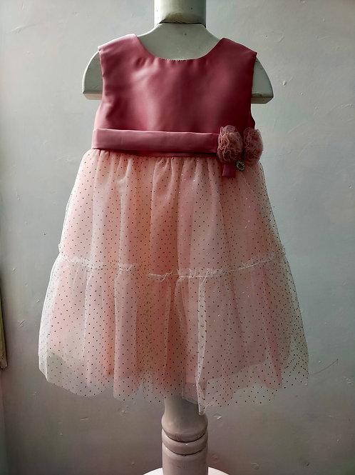 Vestido Rosa Mayoral