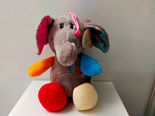 Elefante Tikitin con sonido