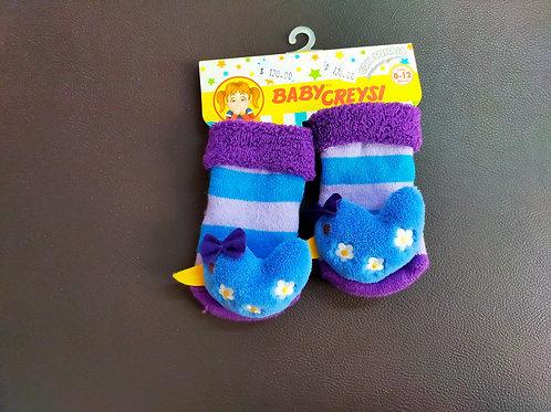 Calcetines Baby Creysi con Sonaja