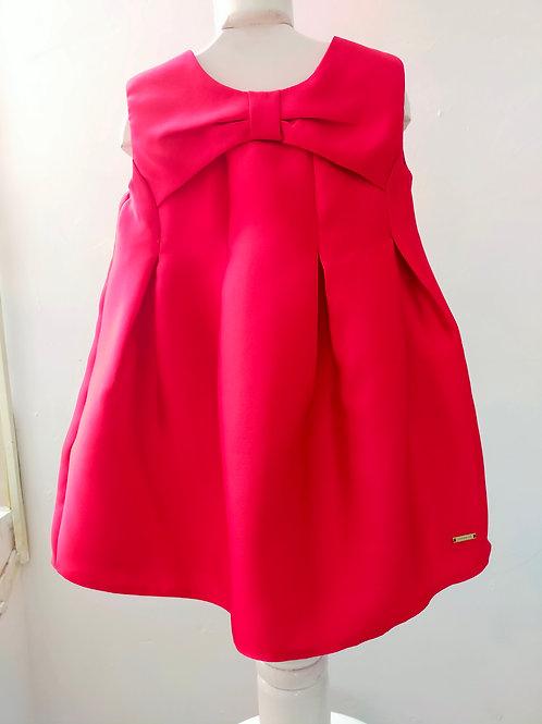 Vestido Rojo Mayoral