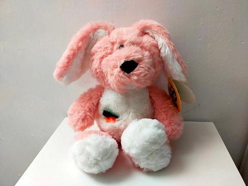 Conejo color rosa Ranizzima