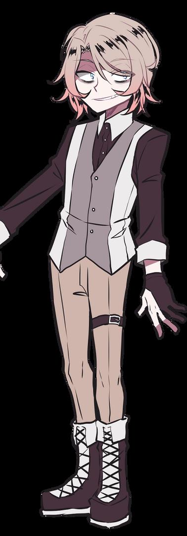 Rémy / default outfit