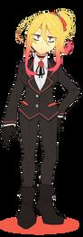 Aurora / necRomance uniform