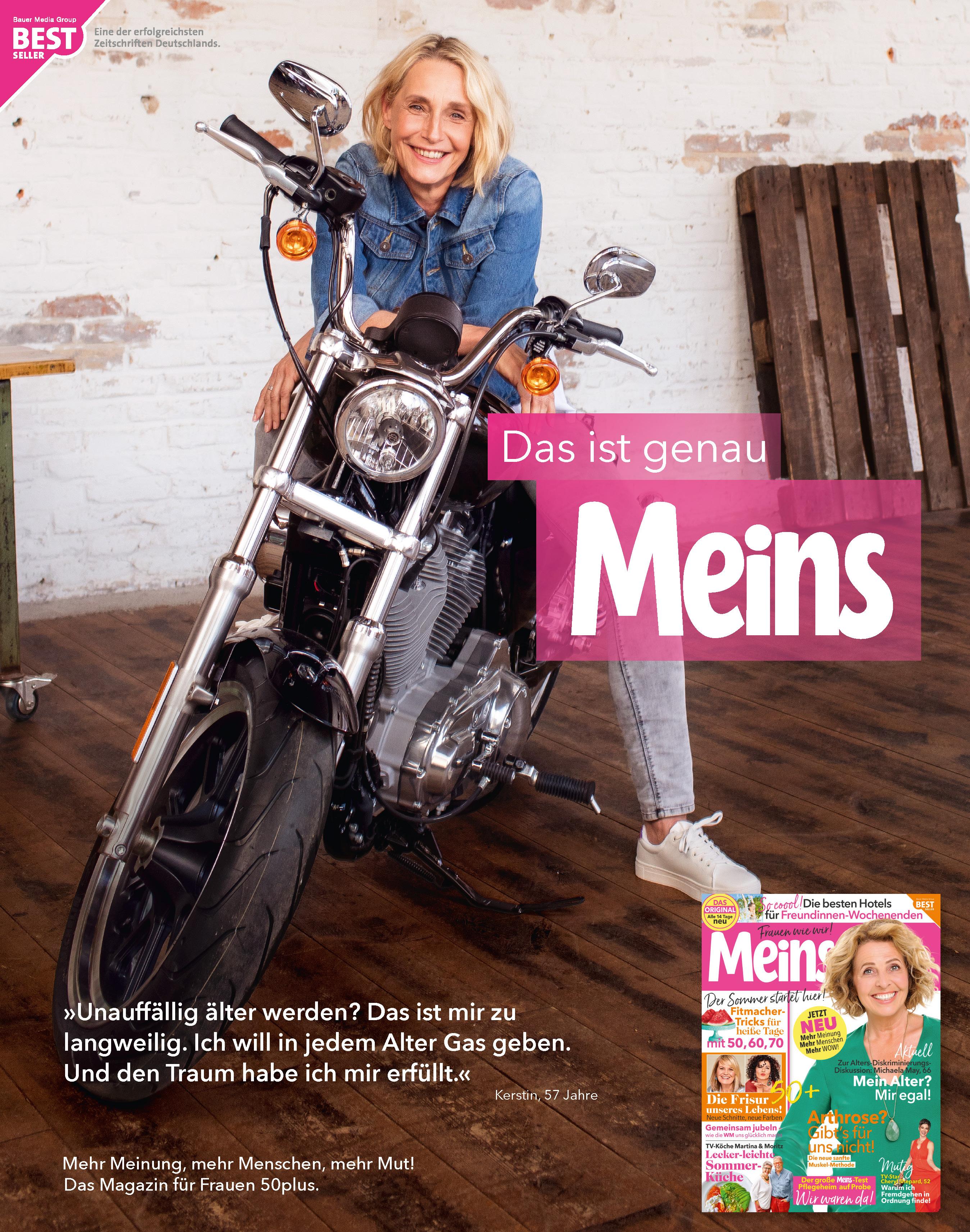 BestAgeModels Kerstin fuer Meins Bauer M