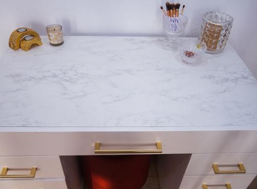 DIY Marble Countertop