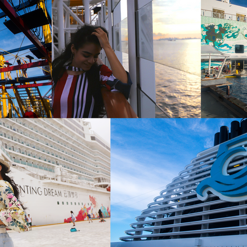 Genting Dream Cruise 2018!