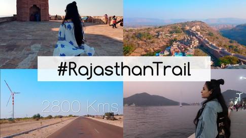Delhi - Rajasthan | 2800 Km Road Trip