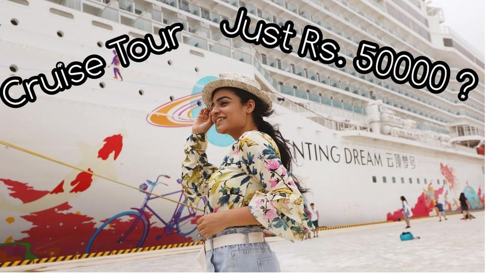 Genting Dream Cruise 2018