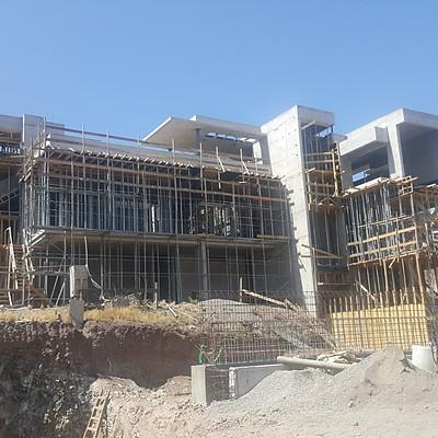 casa EGW construcción 5