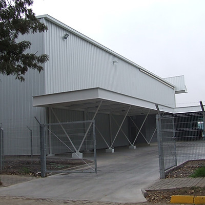 hangar AEROSERVICIO
