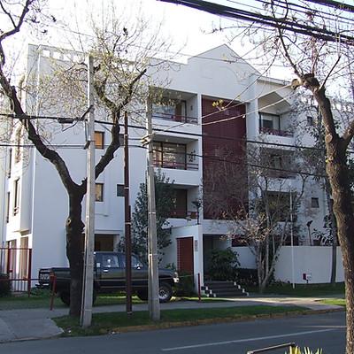 edificio MARTÍN DE ZAMORA