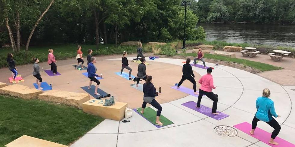 Yoga & Beer- August 23rd