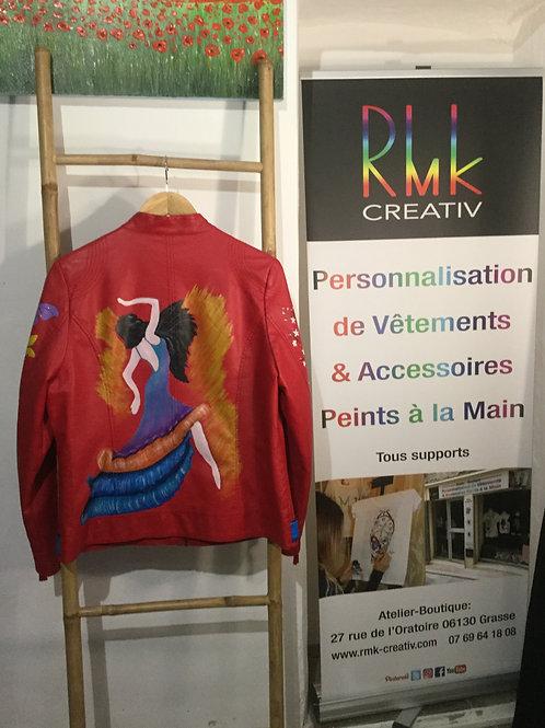 Jacket personnalise