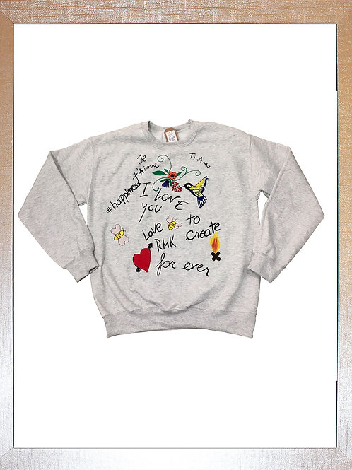 Sweatshirt spring