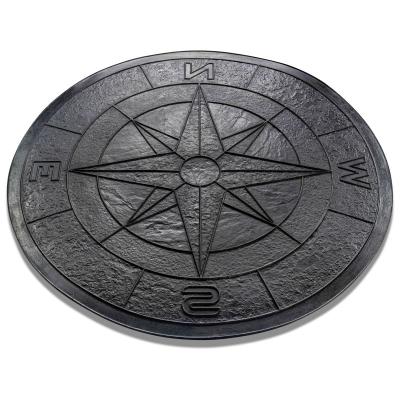 Compass centrepiece