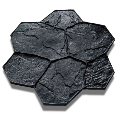 Random stone design