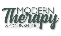 Modern Therapy & Counseling Logo by Sarah MacDonald
