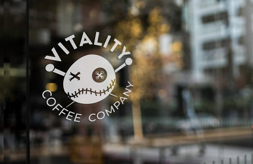 Vitality Coffee Co Logo