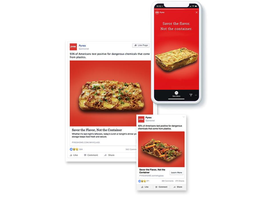 Pyrex Digital Ads