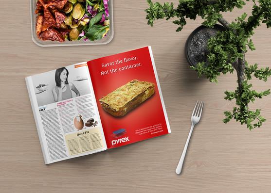 Pyrex Print Ad