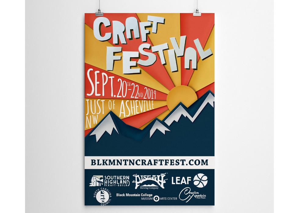 Craft Festival Poster