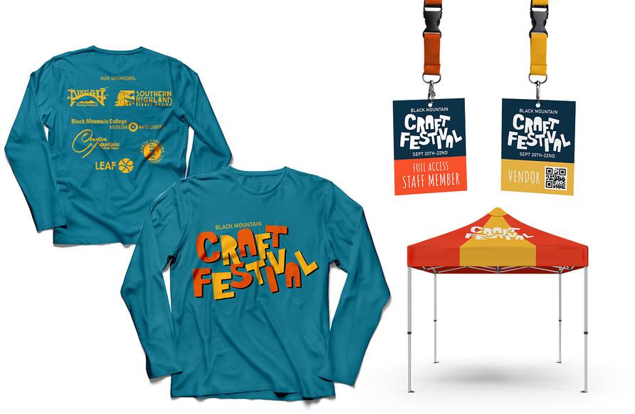 Black Mountain Craft Festival Staff Essentials