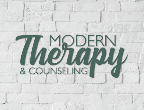 Modern Therapy Brand Identity