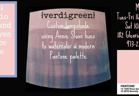 Watercolors with Annie Sloan