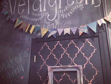 The Tutorialist – Is Chalk Paint® for chalkboards??