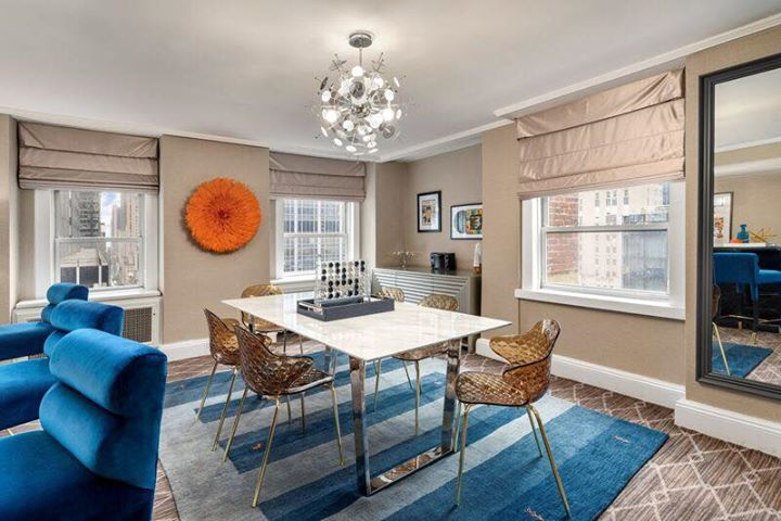 The Godfrey Suite- an entertainer's mid