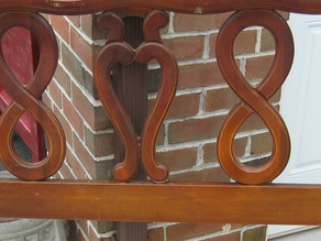 Paint Project – French Provincial in French Linen