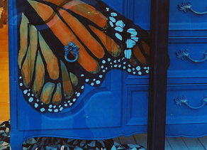2018 Transformation & our Butterfly Buffet