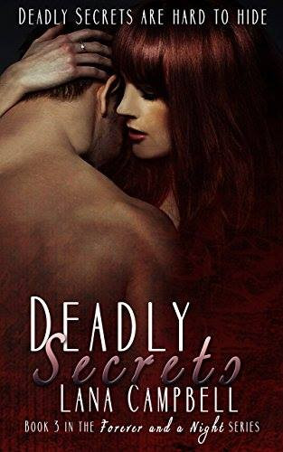 Deadly Secrets Nominated For Book Award!
