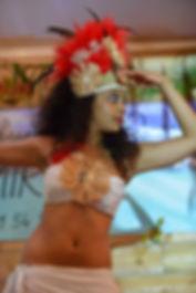 Camille Danse Tahitienne