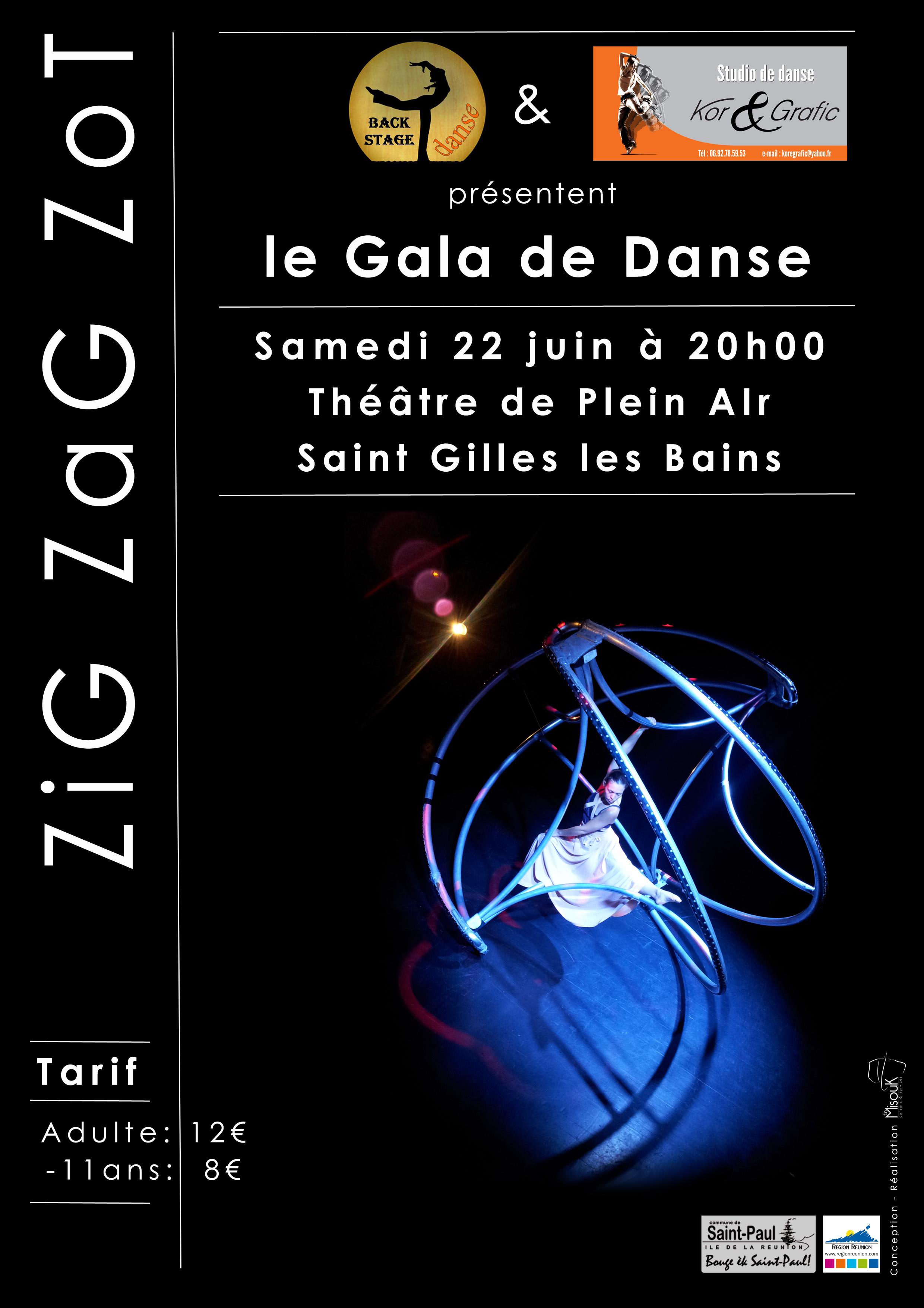 Zig Zag Zot Théâtre St Gilles