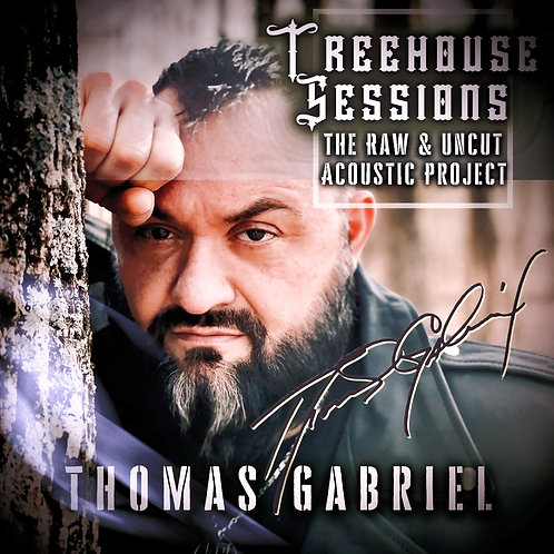 (Autographed) TREEHOUSE SESSIONS | The Raw & Uncut Acoustic Project