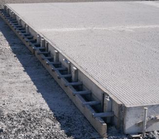 Wide-Flange Terminal Anchor Beams