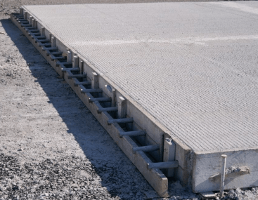 Wide-Flange Terminal Anchor Beams