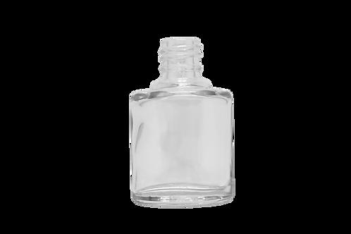 Frasco Esmalte Oval 8ml Cristal