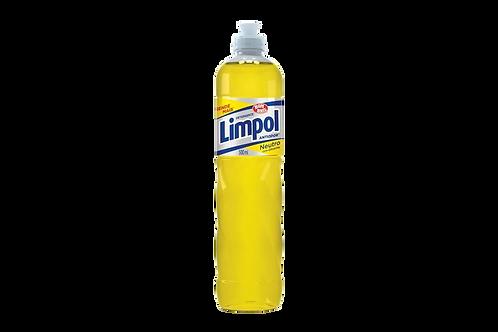 Detergente Liquído  Clear Neutro 500ml (1 Unidade)