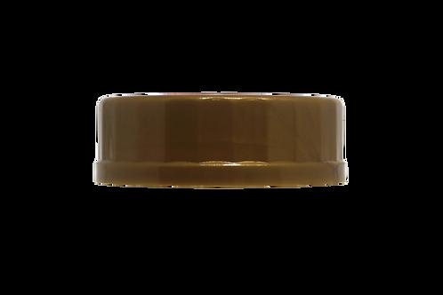 Tampa R43MM Child Dourada + Selo (25 Unidades)