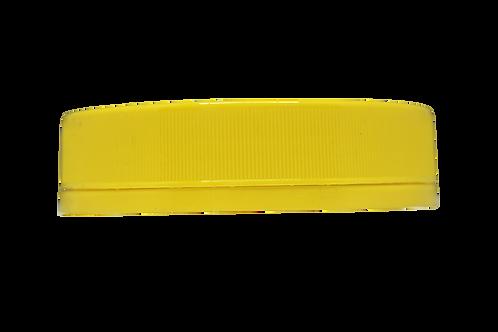Tampa Rosca Inviolável R250/1000 Amarela (25 Unidades)