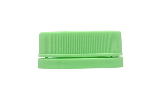 Tampa Rosca Inviolável R30/35 Verde BB (25 Unidades)