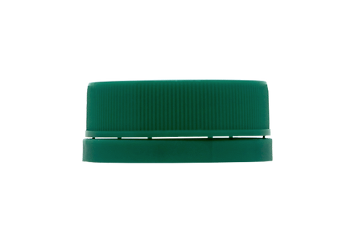 Tampa Rosca Inviolável R30/35 Verde Escuro