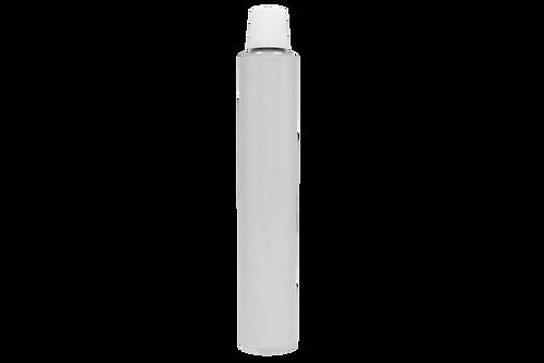 Bisnaga Alumínio  19x95 10/15g Branca (25 Unidades)