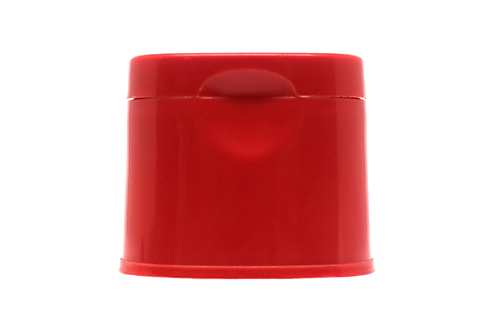 Tampa Flip Top Elegance Vermelha (25 Unidades)