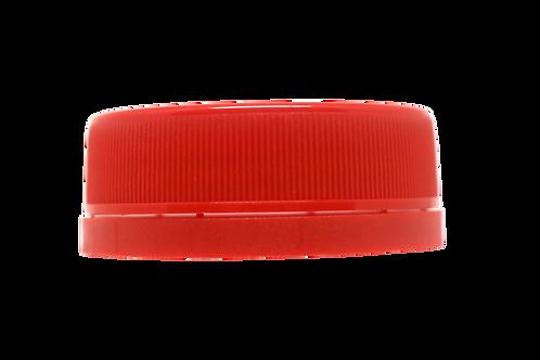 Tampa Rosca Inviolável R60/510 Vermelha (25 Unidades)