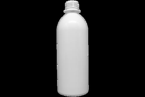 Garrafa PET Cosmética 500ml Branca R28/415 30g (25 Unidades)